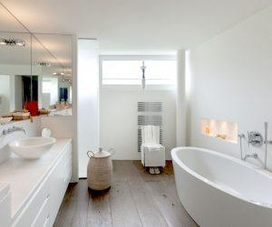 Heizbaer Badezimmer modern