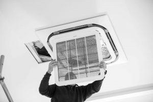 Angenehmes Raumklima mit dem Klimagerät von Daikin Installiert von Heizbär im Fotostudio Annette Pfeiffer 2